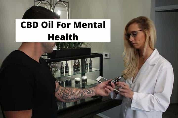 CBD Oil For Mental Health